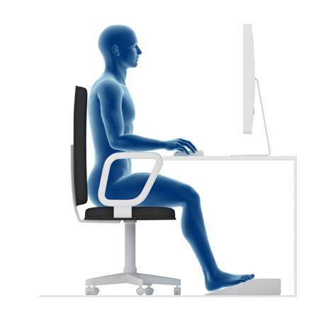 ergonomie bureau travail de bureau et ergonomie complexe physio mouvement