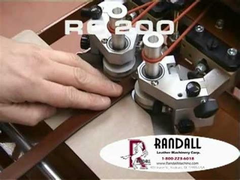 rc rc leather edge painting machines youtube