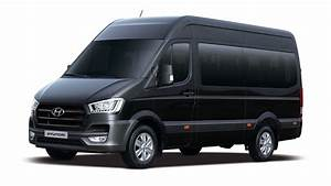2015 Hyundai H350 large van revealed : UPDATED with new