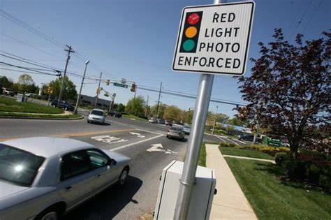Light Cameras Nj by New Jersey Light Program Drawing To A As