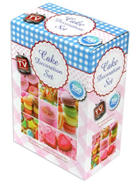 Cake Decorating Set by 100 Cake Decorating Kit Ebeez Co Uk
