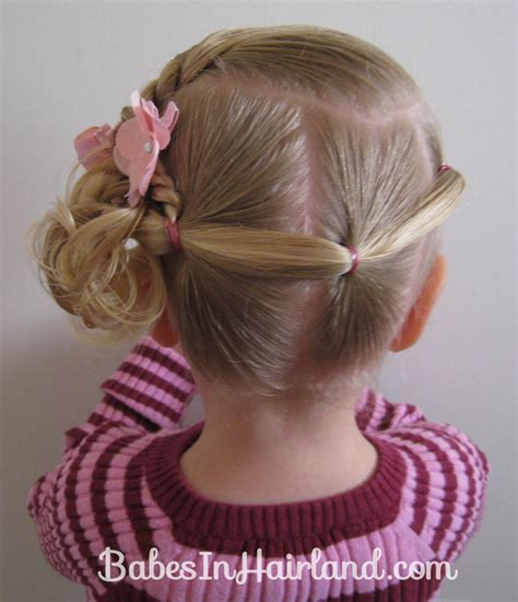 There are so many cute girls hairstyles that we feel like it is our duty to share some with you. 5 Pretty Easter Hairstyles - Babes In Hairland
