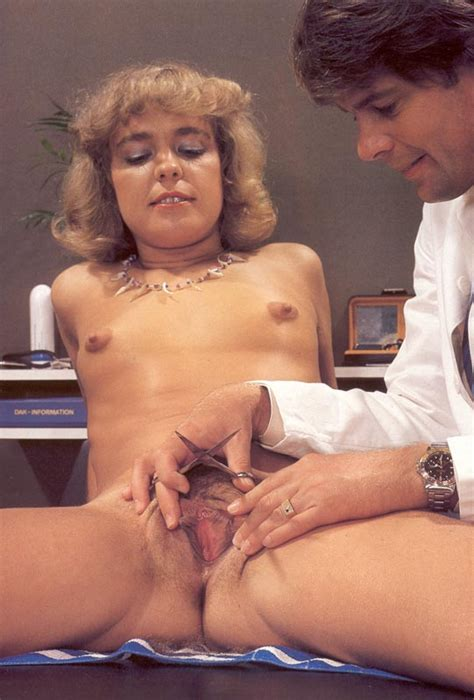 Classic Cunt Shaved By The Doctor Porn Titan