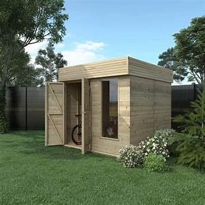 Abris Bois De Chauffage Leroy Merlin : abri de jardin bois hutta 4 8 m mm leroy merlin ~ Farleysfitness.com Idées de Décoration