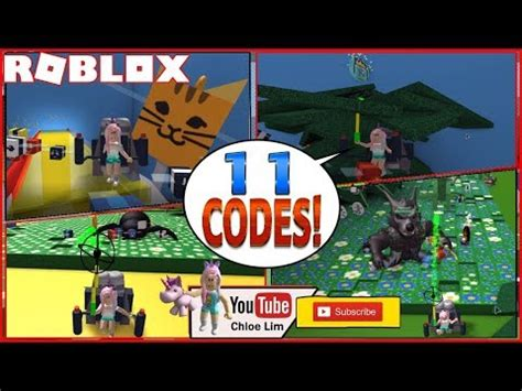 roblox bee swarm simulator gameplay  codes chloe tuber