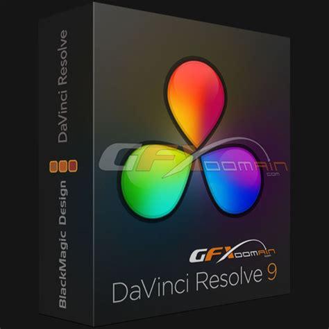 Blackmagic Design  Davinci Resolve 90  Gfxdomain Blog