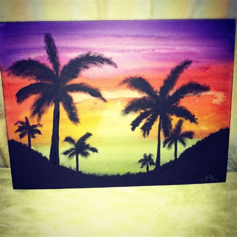Acryl Ideen by Simple Acrylic Paintings For Beginners Simple Acrylic