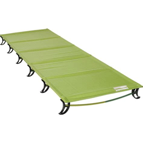 mattress size therm a rest ultralite cot backcountry com
