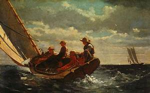 Winslow Homer And American Realism