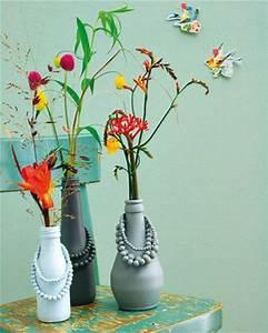 Vasen Selber Machen : bastelideen kreativ sein ganz einfach vasen selber ~ Lizthompson.info Haus und Dekorationen