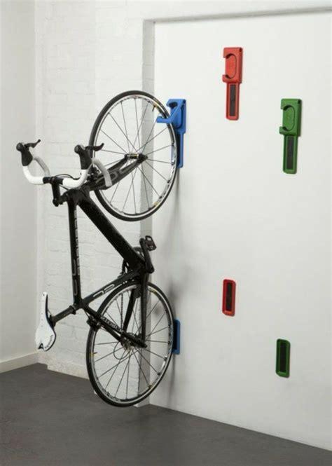 Interessante Ideen Für Fahrradhalter Wand  Ideen Rund Ums