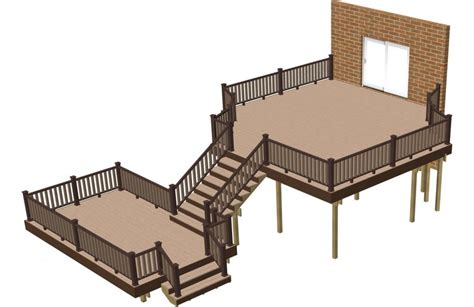 deck plans com raymer exteriors 2nd deck plans