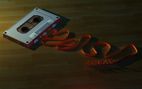 cassette tape wallpapers