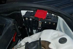 Battery Distribution Block Under Hood