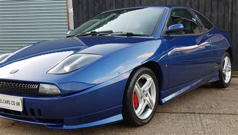 FIAT COUPE 20V TURBO PLUS - 6 SPEED MANUAL - Old Colonel ...