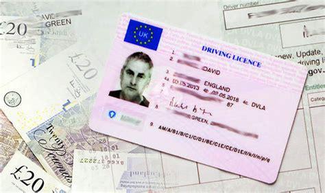 Change Address On Driving Licence Or Risk £1,000 Fine