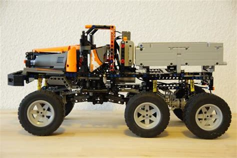 lego ideas product ideas offroad  truck