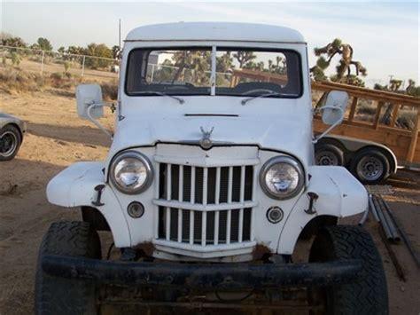 jeep willys truck jeep trucks  sale  trucks antique trucks vintage trucks