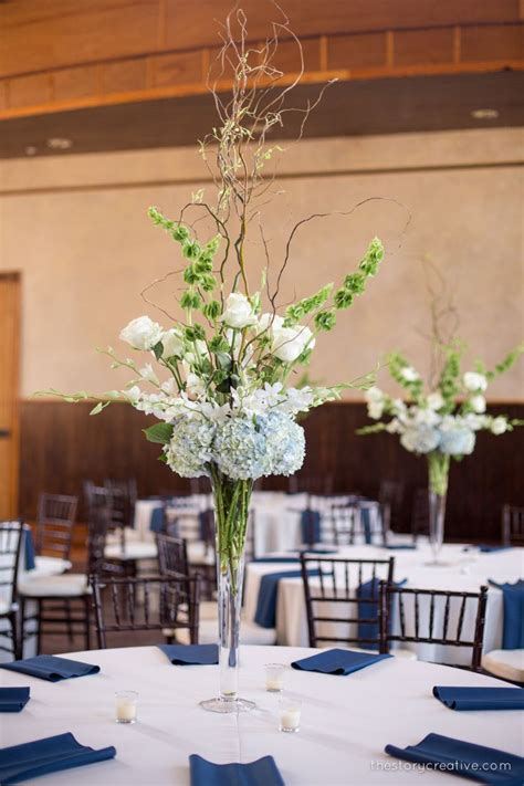 ideas  curly willow centerpieces