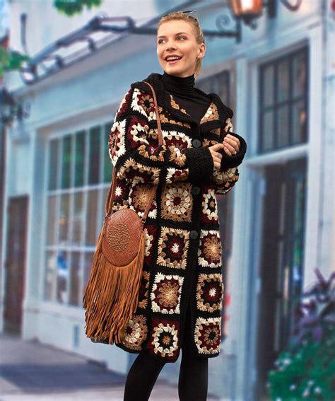 how to crochet a sweater cafe latte crochet coatigan allfreecrochet com