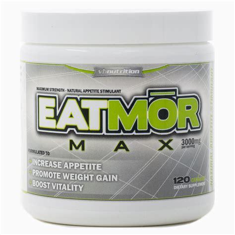 Amazon.com: Eatmor Appetite Stimulant | Weight Gain Pills