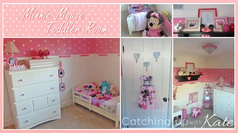 Minnie Mouse Room Decorating Ideas - minnie mouse room diy decor highlights along the way