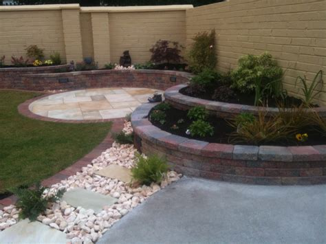 circular raised beds view pictures and photos for d drummond landscaping beautiful gardens built to last