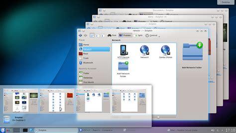 linux bureau linux environnement de bureau kde 4 10 disponible