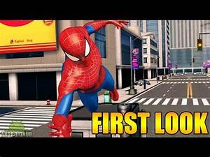 The Amazing Spider-Man 2 Android Gameplay First Look - YouTube