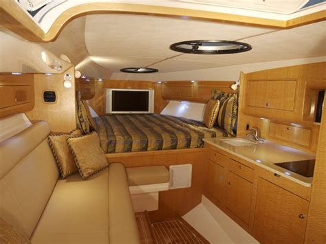 Midnight Express Boats Cabin by New 2007 Midnight Express 37 Cabin Cruiser Boat Photos