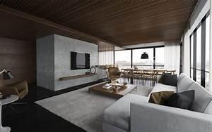 10 ideas for a cozy modern living room home design ideas for Cosy modern living room