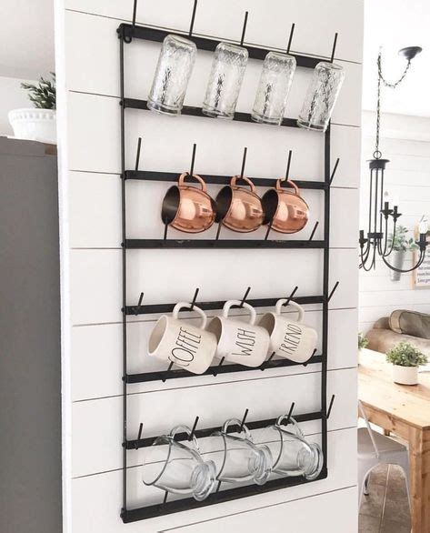 pin  seya harris  kitchen ideas kitchen wall storage farmhouse wall decor small kitchen