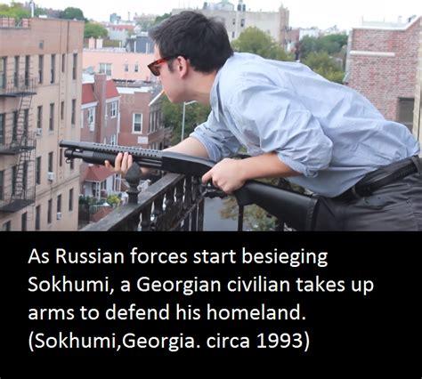 Fake History Memes - papa franku fights for georgia fake history know your meme