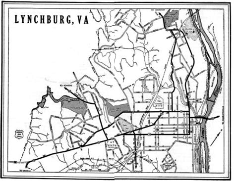 lynchburg virginia offender map is guide illustrations template