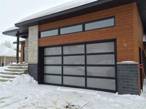 modern portes de garage cedo portes de garage