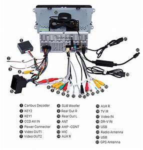 Diagram  Skoda Superb Radio Wiring Diagram Full Version