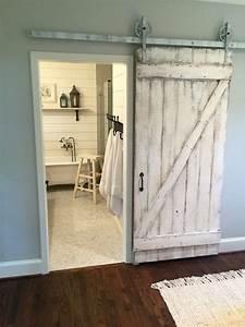 shabby chic z sliding barn door white barn door white With barn doors that slide