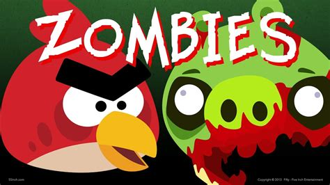 angry birds zombie zombies pigs vs dead parody squawking game movies play