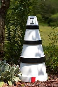 Lighthouse Lawn Ornament DIY