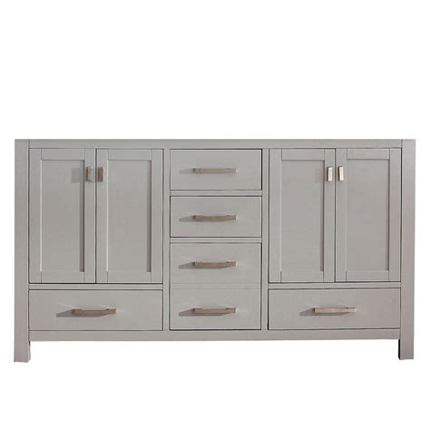 Vanity Cabinet Only by Avanity Modero 60 In Vanity Cabinet Only In