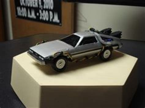 Pinewood Derby Car Back To The Future Ii Delorean Scouts Pinewood Derby Gutter Space Derby On