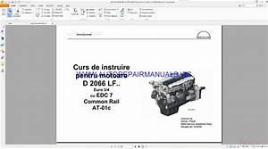 Man D20-tgl Engine Service Manual