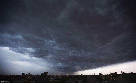 superstorm strikes east coast