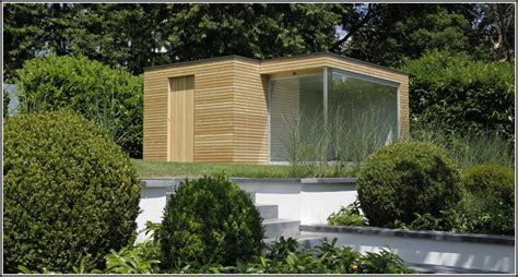 Gartenhaus Modern Design by Gartenhaus Design Modern Gartenhaus House Und Dekor