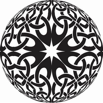 Celtic Knot Sphere Clipart Svg Log