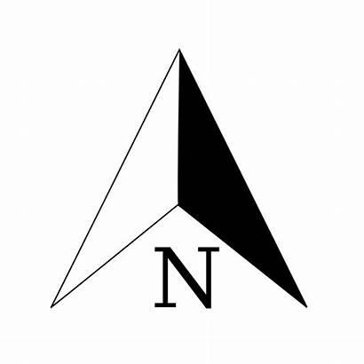 Google North Symbol Architecture Face Plan Symbols