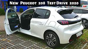 New Peugeot 208 Allure 2020 Drive Test Review Pov