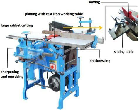lida original multi  woodworking machine mla
