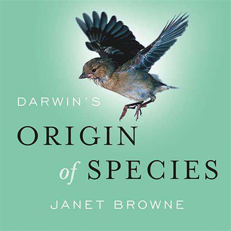 darwin s origin of species audiobook by janet