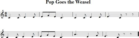View our list of popular songs (with sheet music for pop, country & classic songs) that are perfect for the from pop music's chart toppers to country music's most memorable melodies and everything in between there are many popular songs to play on the violin that you listen too every day. Pop Goes the Weasel | Free Violin Sheet Music